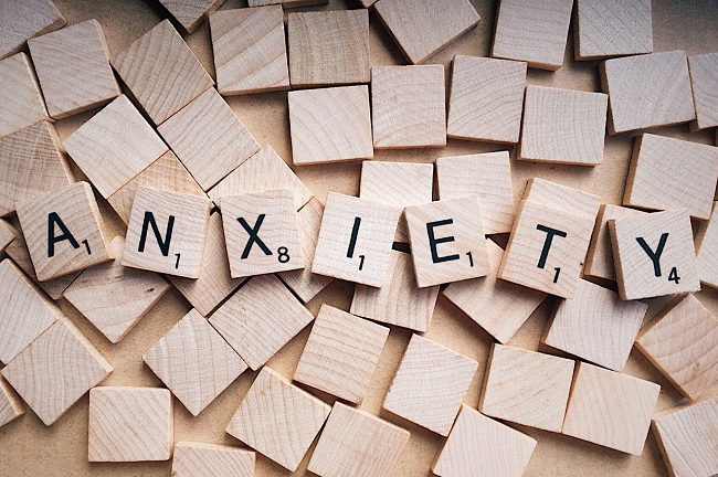 Marla Ahlgrimm | Anxiety Disorders
